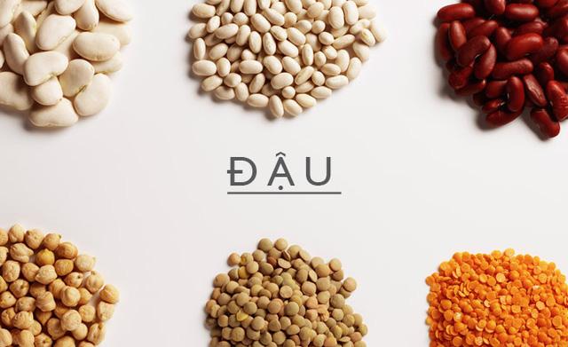 Các loại đậu cũng có mặt trong danh sách những món ăn hàng đầu cho sức khỏe. (Ảnh minh họa).