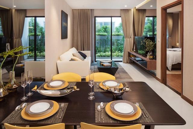 Các căn hộ HaDo Centeosa Garden được thiết kế thông minh với nhiều mặt thoáng, tiếp xúc với nắng và gió tự nhiên và bàn giao thiết bị hoàn thiện cao cấp hàng đầu thế giới.