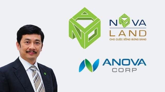 Chủ tịch Tập đoàn Novaland Bùi Thành Nhơn