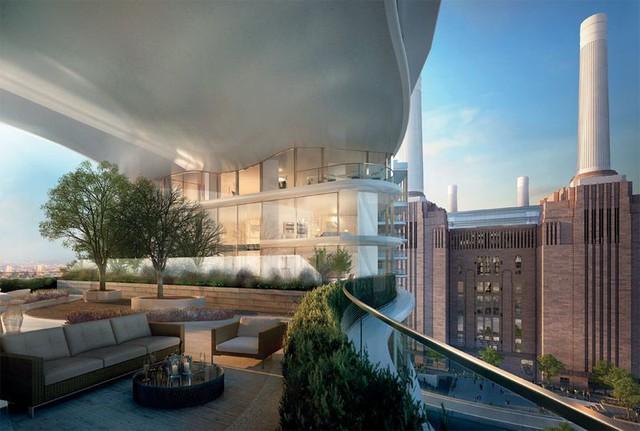Công trình được xây dựng theo phong cách hiện đại, và có tính thẩm mỹ cao.