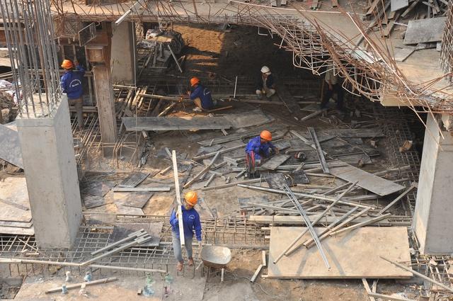 Dự án khoảng hơn 130 căn hộ cao cấp, diện tích căn hộ theo tim tường từ 72m2 - 120m2.