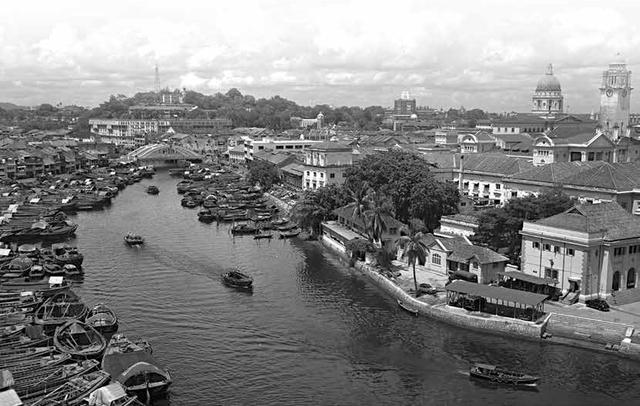 Ảnh tư liệu về Singapore những năm đầu thế kỷ 20.