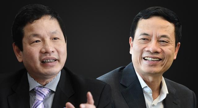 Ông Trương Gia Bình - Chủ tịch HĐQT FPT (sếp của ông Tiến) và ông Nguyễn Mạnh Hùng - Tổng giám đốc Viettel là những diễn giả rất nổi tiếng.