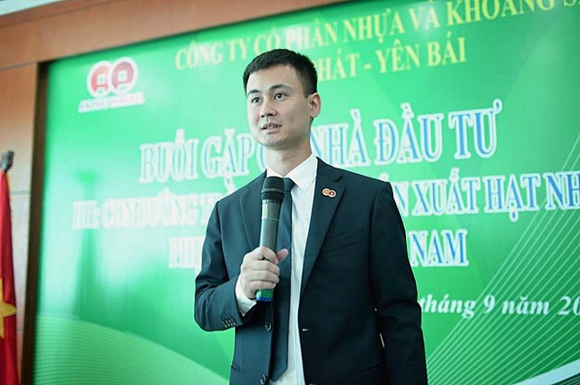 Ông Vũ Thanh Bình – Chủ tịch HĐQT An Phát - Yên Bái