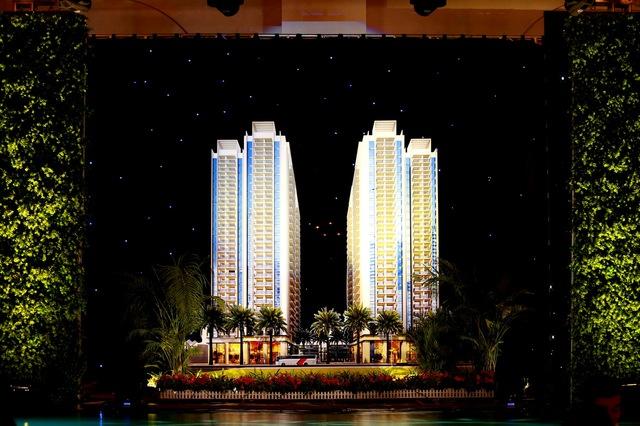 Trong khi các dự án cùng khu vực có giá khởi điểm từ 30-32 triệu đồng/m2 thì tại Thống Nhất Complex có giá chỉ ở mức từ 29,2 triệu đồng/m2.