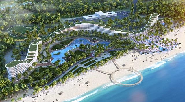FLC Quảng Bình là dự án tầm cỡ bậc nhất khu vực miền Trung Việt Nam.