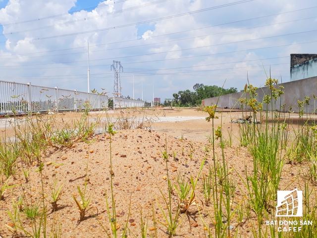 Cận cảnh Happyland – siêu dự án 2 tỷ USD hoang vu tại Long An  - Ảnh 20.