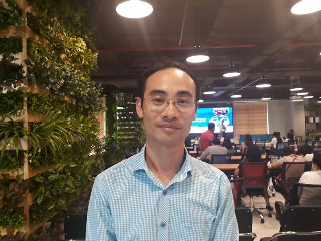 Ông Đỗ Hữu Hưng, CEO Interspace