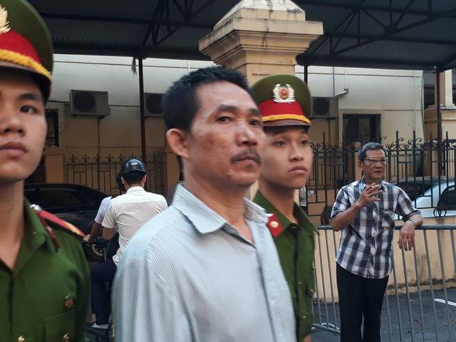 Bị cáo Trần Văn Bình - nguyên GĐ Công ty Trung Dung.
