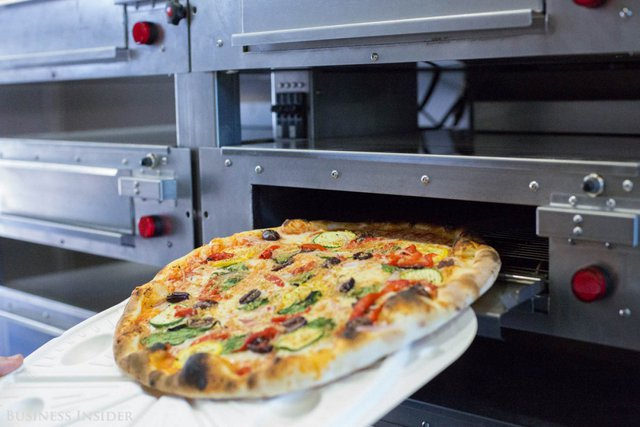 Được làm bởi robot, những chiếc pizza này sẽ là đối thủ đáng gờm của Dominos và Pizza Hut? - Ảnh 19.