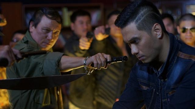 Phan Thị trong phim dữ dội, bạo lực