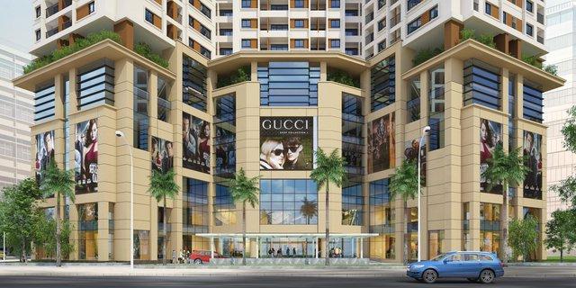 Các dự án mới được đầu tư mạnh về kiến trúc, tiện ích được người mua nhà quan tâm.