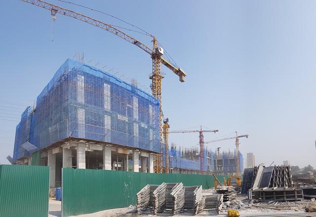 Dự kiến toàn bộ dự án sẽ đi vào hoạt động và bàn giao cho khách hàng vào quý 2/2019.
