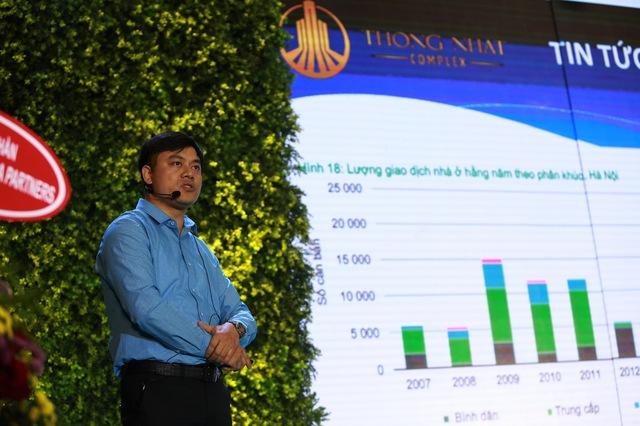 Ông Vũ Hòai Vũ Chủ tịch HĐQT NetReal Việt Nam .