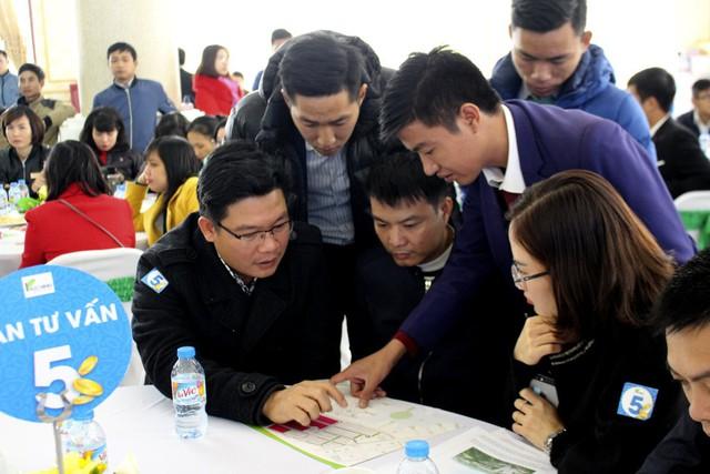 Dự án Phúc Ninh được trình làng ra phân khúc, đã lôi kéo sự quan tâm hàng nghìn khách mời, nhà đầu tư quan tâm nghiên cứu bất động sản Bắc Ninh.