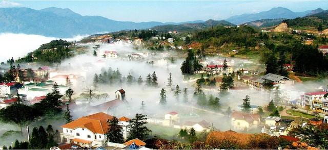 Thủ tướng đã đồng ý về chủ trương nâng Sapa từ thị trấn lên thị xã.