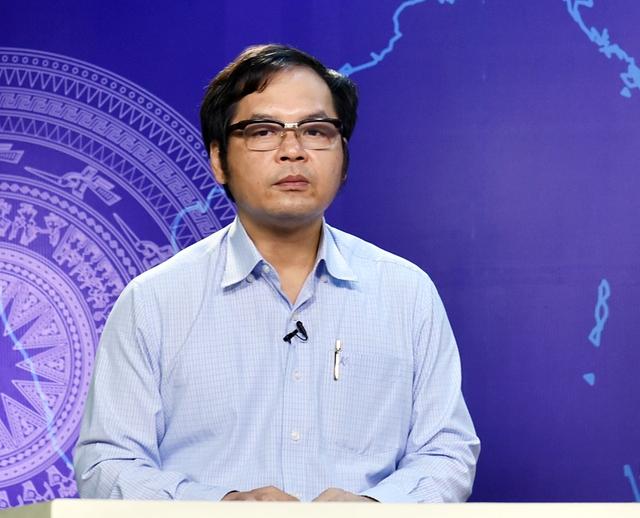 Ông Tô Hoài Nam - Phó Chủ tịch kiêm Tổng thư ký Hiệp hội Doanh nghiệp nhỏ và vừa Việt Nam