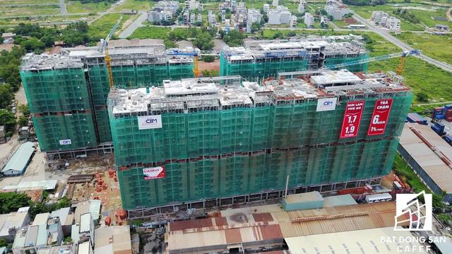 Dự án Him Lam Phú An vừa được cất nốc, nằm cạnh Khu Liên hợp thể thao lớn nhất TP.HCM. Đây là một trong những dự án hiếm hoi tại khu đông nằm trong phân khúc BĐS bình dân chỉ từ 1,7 tỷ đồng/căn.