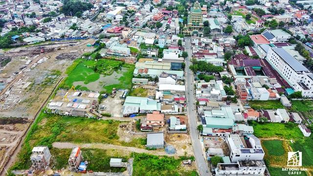 Cùng có nguồn cung cũ thì khu vực này cũng liên tục đón các dự án mới, mới đấy nhất là dự án nhà phố Thăng Long Home Hưng Phú doThăng Long Real Group làm chủ đầu tư.