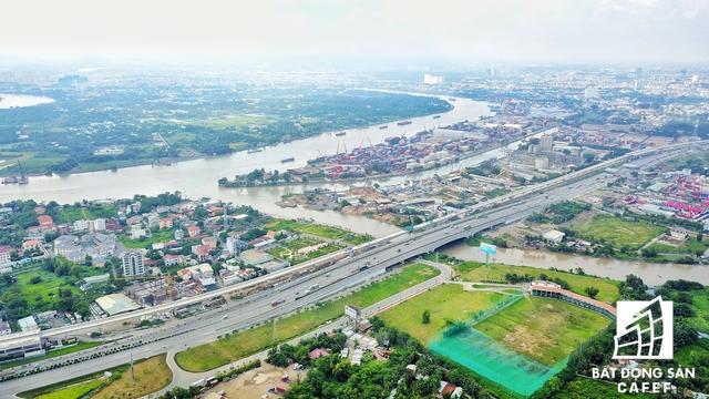 Dự án Xa lộ Hà Nội có thể nói là tuyến đường huyết mạch và là cửa ngõ ra vào TP.HCM