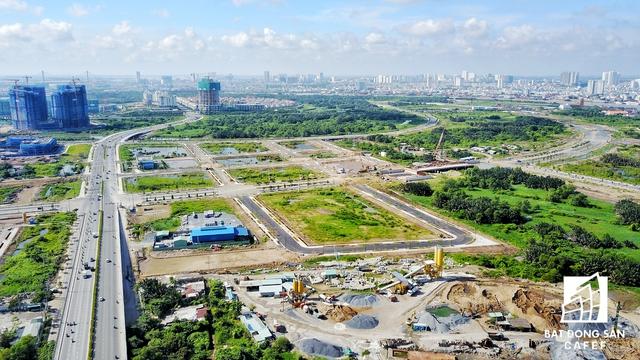dji 0762 01 1504661615943 - Soi loạt dự án trên cung đường 3km đắt đỏ bậc nhất Sài Gòn