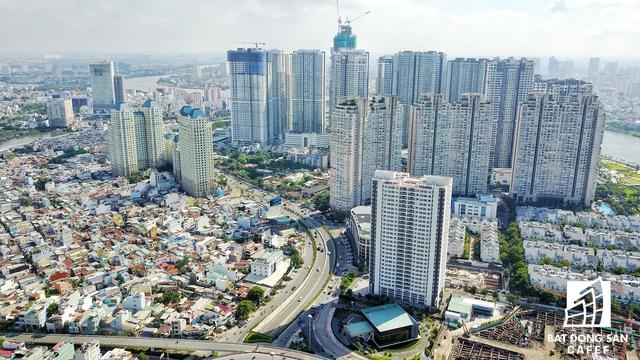 dji 0763 01 1504661233581 - Soi loạt dự án trên cung đường 3km đắt đỏ bậc nhất Sài Gòn