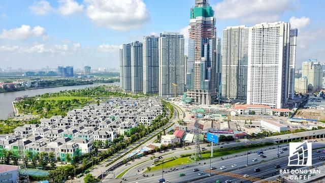 dji 0775 01 1504661350799 - Soi loạt dự án trên cung đường 3km đắt đỏ bậc nhất Sài Gòn
