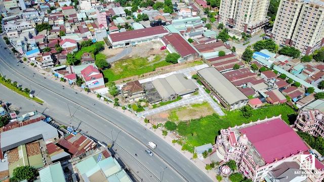 Khu đất tại số 1310 Kha Vạn Cân, phường Linh Trung , quận Thủ Đức, diện tích 5.300m2