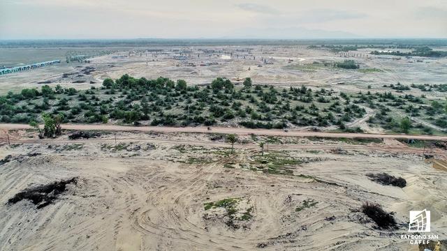 Nam Hội An, tỉnh Quảng Nam đang trở thành khu đất vàng cho nhiều dự án nghỉ dưỡng cao cấp