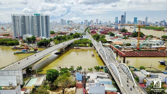 Khu cảng Nhà Rồng - Khánh Hội đang được TP.HCM chỉ đạo quyết liệt di dời đúng lộ trình đề ra.