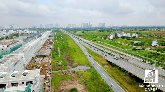Hạ tầng đã đi vào hoạt động đồng bộ đang là lực đẩy cho phân khúc nhà đất khu Đông.
