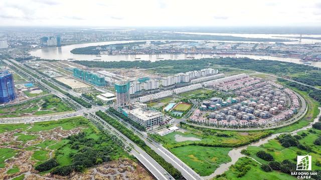 Quỹ đất cuối cộng còn lại của TP.HCM có quy hoạch tổng thể tốt, địa điểm vô cộng đắc địa bên sông Sài Gòn và giáp giới trực tiếp quận 1.
