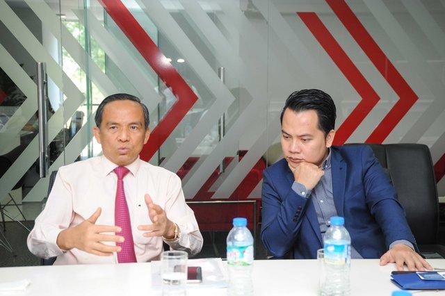 Chuyên gia Lê Hoàng Châu và Phan Công Chánh trả lời câu hỏi của độc giả.