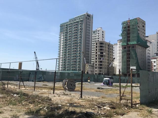 Vị trí dự án Danang Times Square của Phương Trang nằm cạnh dự án Soleil của tập đoàn PPC An Thịnh. Hiện dự án đang được chủ đầu tư áp dụng khoan cọc nhồi, thăm dò địa chất để dự kiến thi công GĐ 1.