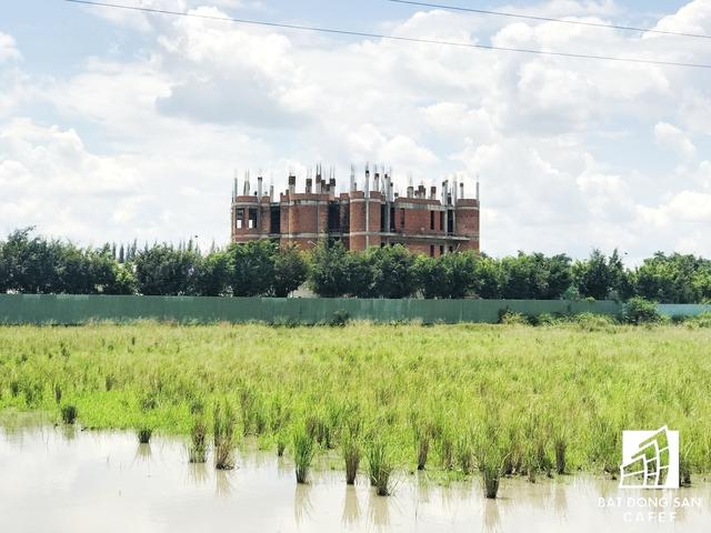 Dự án Happyland Việt Nam có quy mô 338 ha, được xây dựng thành 1 công trình du lịch, thương mại, dịch vụ, có tổng vốn đầu tư 2 tỉ USD. Tuy nhiên, theo quan sát, ngoài hạng mục trường đua được làm lại thì nhiều công trình khác vẫn dang dở và bỏ hoang.