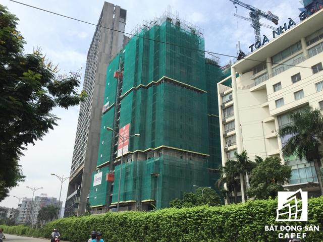 Các căn hộ tại đây đang được bán với giá từ 30 triệu đồng/m2.