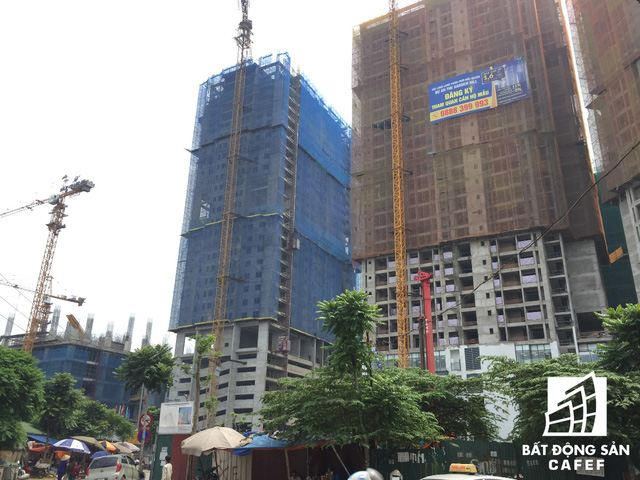 Các căn hộ tại đây có giá từ 30 triệu đồng/m2.
