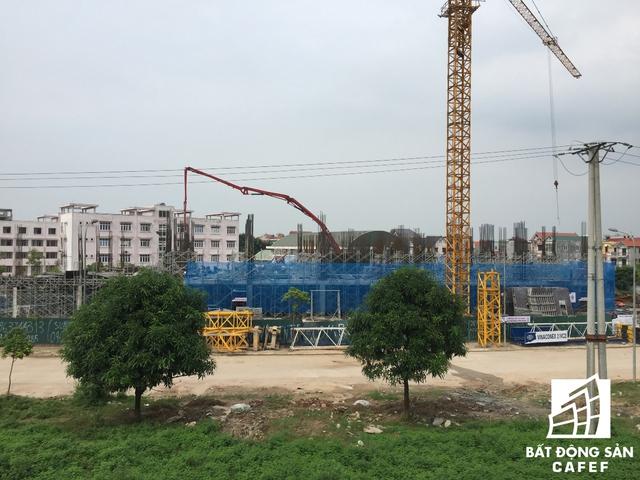 Cận cảnh tiến độ những dự án chung cư có giá khoảng 1 tỷ đồng ở khu vực Đông Anh  - Ảnh 23.