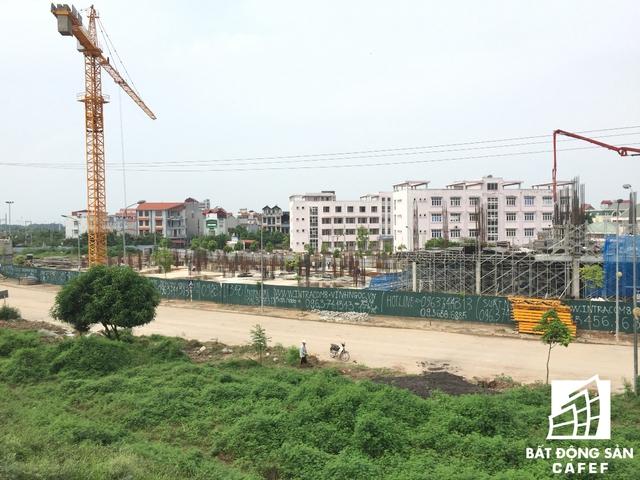 Cận cảnh tiến độ những dự án chung cư có giá khoảng 1 tỷ đồng ở khu vực Đông Anh  - Ảnh 24.