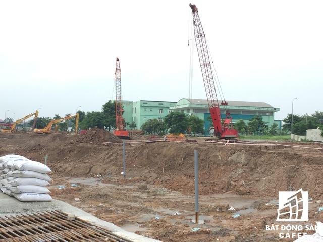 Cận cảnh tiến độ những dự án chung cư có giá khoảng 1 tỷ đồng ở khu vực Đông Anh  - Ảnh 15.