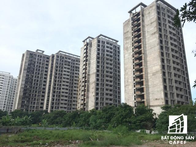 2 tòa nhà A2, A3 sau khi được chuyển đổi sẽ cung cấp chỗ ở cho hàng nghìn người lương thấp.