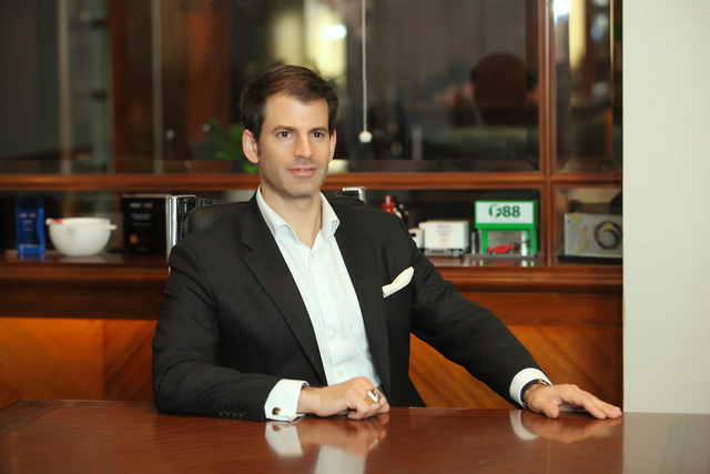 Ông Christ Freund, Tổng giám đốc Mekong Capital