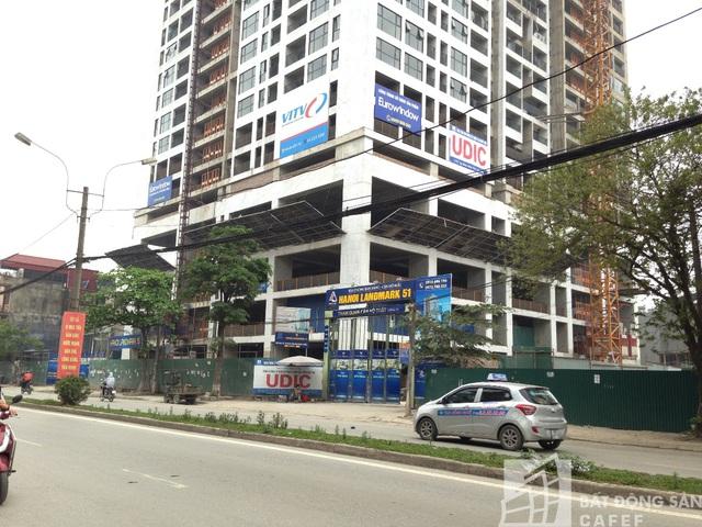 Hiện tại các căn hộ tại đây có giá từ 25 triệu đồng/m2.