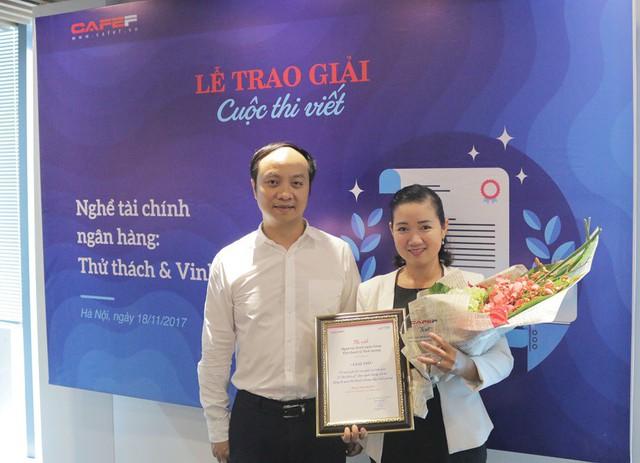Tác giả Phạm Mai Quyên đạt giải nhì của cuộc thi