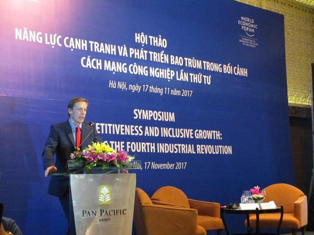 Phó Thủ tướng Vương Đình Huệ: Cách mạng 4.0 là cuộc cách mạng về phát hiện nhu cầu hơn là công nghệ - Ảnh 2.