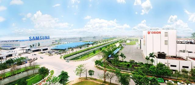 Khu công nghiệp Yên Phong Viglacera