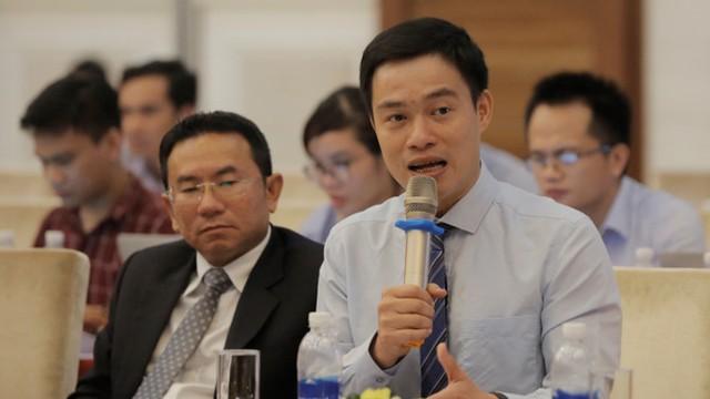 Ông Lê Đức Khánh – Giám đốc chiến lược thị trường khối khách hàng cá nhân CTCK HSC