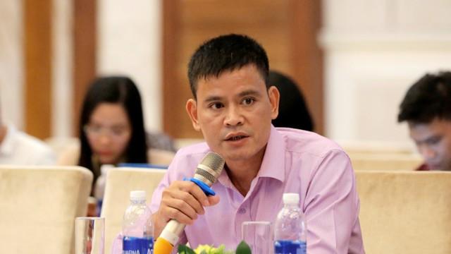 Ông Lê Tiến Đông – Phó TGĐ CTCK Artex