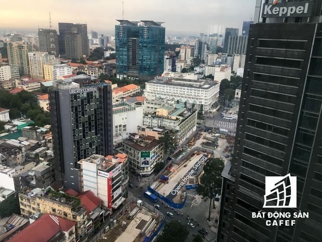 Hiện nay, chỉ có tập đoàn Bitexco là có nhiều khu đất vàng có diện tích lớn nhất ngay trọng điểm quận 1, TP.HCM. Tuyến metro sắp tới cũng sẽ kết nối thông suốt có siêu thành thị Nguyễn Cư Trinh.
