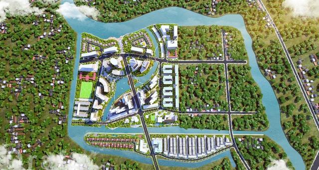 Mizuki Park là dự án đầu tiên được Nam Long Group áp dụng phương thức đa dạng hóa sản phẩm